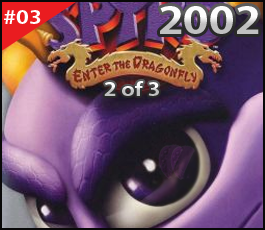 Spyro: Enter the Dragonfly (2 of 3)